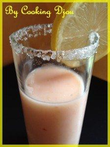 Smoothie Pamplemousse-Poire-Yaourt dans Apéro smoothie-pamplemousse-224x300