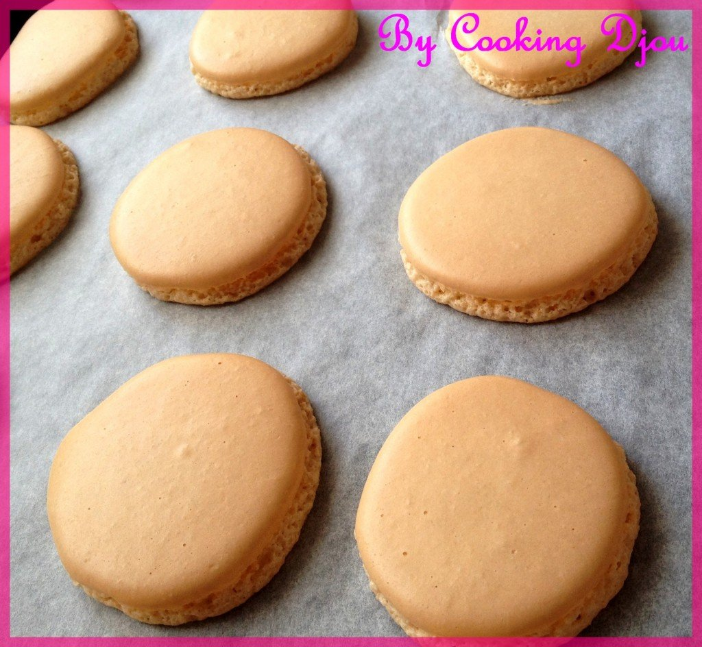 Macarons au Nutella 2