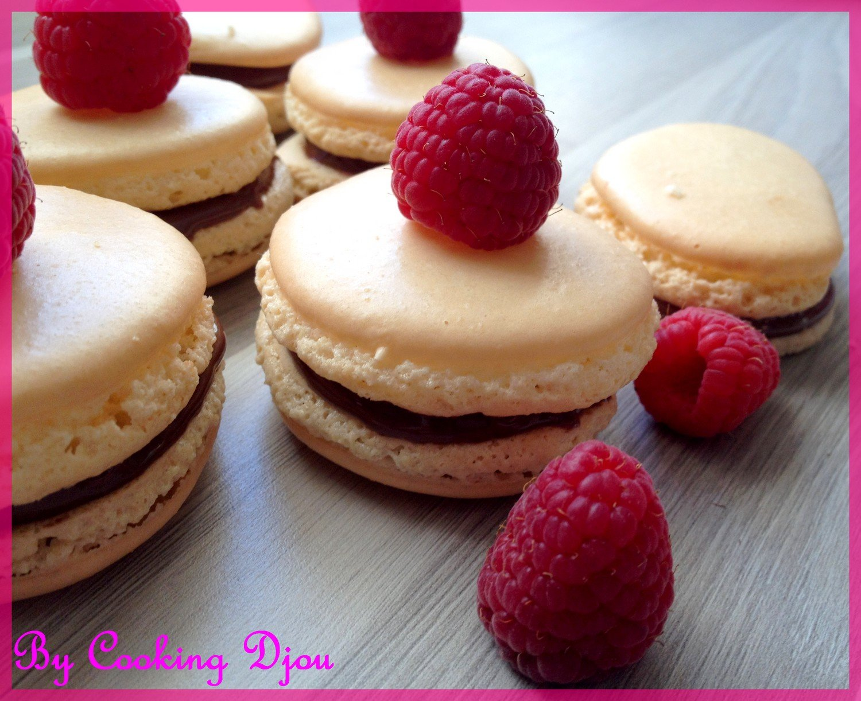 ... macarons creme au nutella and macarons recipes dishmaps creme au
